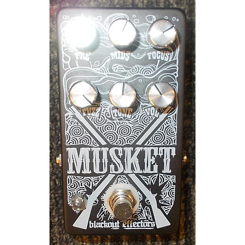 Blackout Effectors Musket Effect Pedal-thumbnail