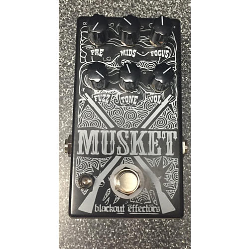 Blackout Effectors Musket Fuzz Effect Pedal