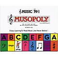 Alfred Musopoly Learn To Read Music (Game) thumbnail