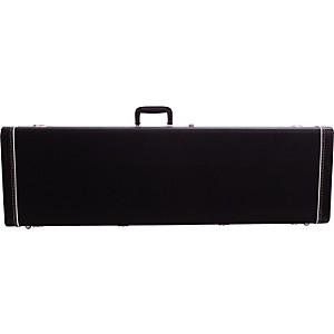 Fender Mustang Bass Guitar Case Black