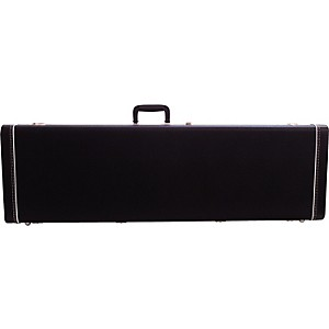 Fender Mustang Bass Guitar Case Black by Fender