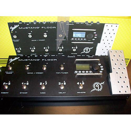 Used Fender Mustang Floor Module Effect Processor Guitar