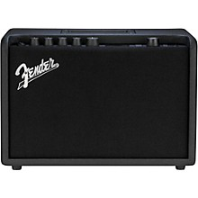 Fender Mustang GT 40 40W 2x6.5 Guitar Combo Amplifier Level 1 Black