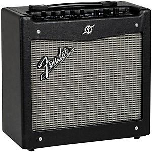 Fender Mustang I V.2 20 Watt 1x8 Guitar Combo Amp by Fender