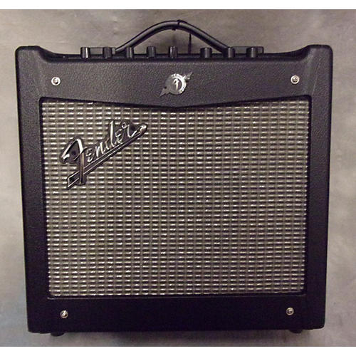 Fender Mustang I V2 20W 1X8 Guitar Combo Amp
