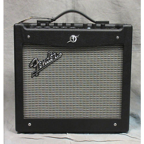 used fender mustang i v2 20w 1x8 guitar combo amp guitar center. Black Bedroom Furniture Sets. Home Design Ideas
