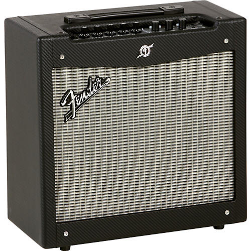 Fender Mustang II 40W 1x12 Guitar Combo Amp Black