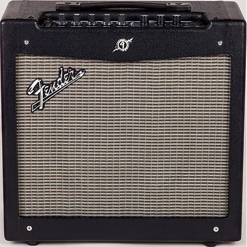 Fender Mustang II V.2 40W 1x12 Guitar Combo Amp Black