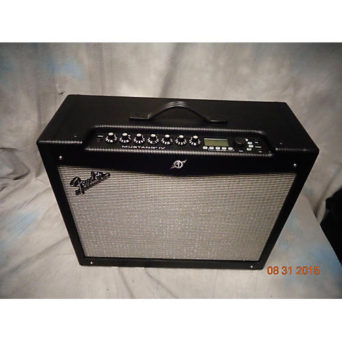 Fender Mustang IV 150W 2X12 Guitar Combo Amp