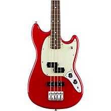 Mustang PJ Bass, Rosewood Fingerboard Torino Red