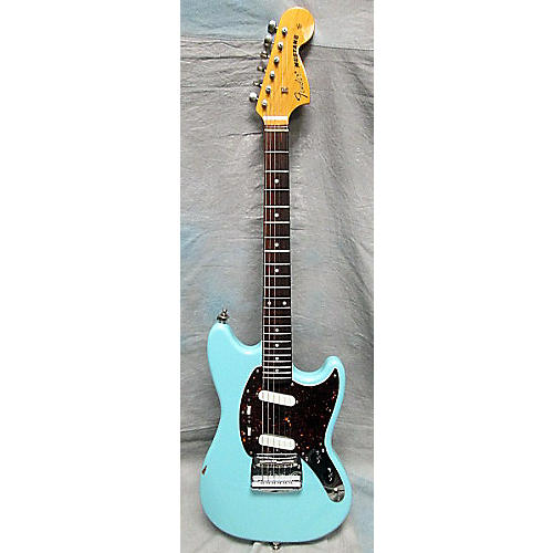 Fender Mustang Solid Body Electric Guitar-thumbnail