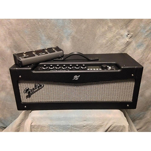 Fender Mustang V 150W Solid State Guitar Amp Head-thumbnail