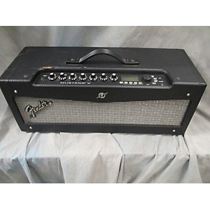 Pre-owned Fender Mustang V 150 Watt Solid State Guitar Amp Head
