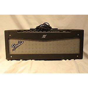 Pre-owned Fender Mustang V 350 W Solid State Guitar Amp Head