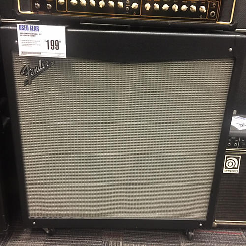 Fender Mustang V 412 4x12 Guitar Cabinet-thumbnail