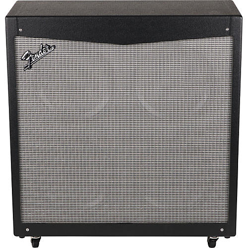 Fender Mustang V V.2 412 4x12 Guitar Speaker Cabinet Black