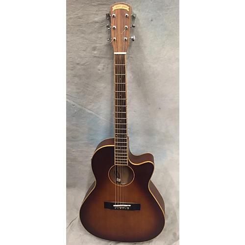 Morgan Monroe Mv-ec-01 Acoustic Electric Guitar-thumbnail