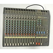 Yamaha Mx200 Powered Mixer