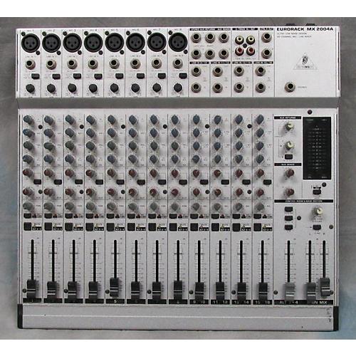 Behringer Mx2004a Unpowered Mixer-thumbnail