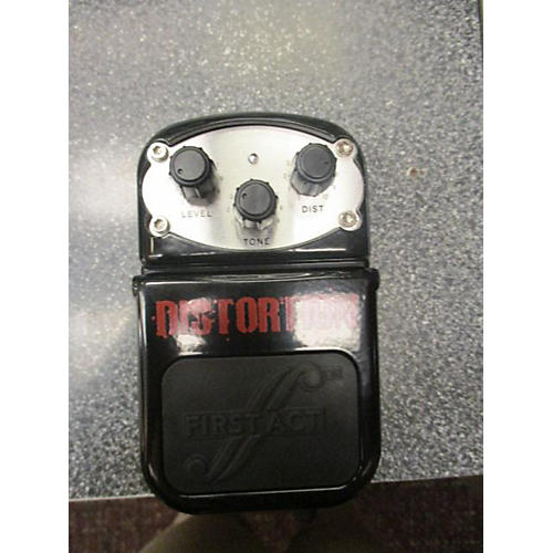 First Act Mx510 Effect Pedal