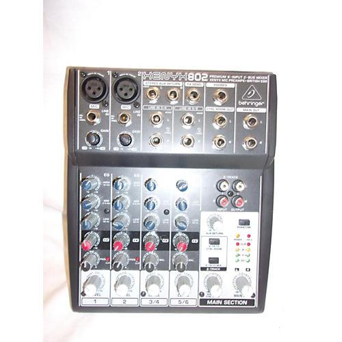 Behringer Mx802a Unpowered Mixer