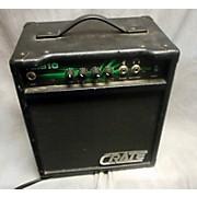 Crate Mxb10 Guitar Combo Amp