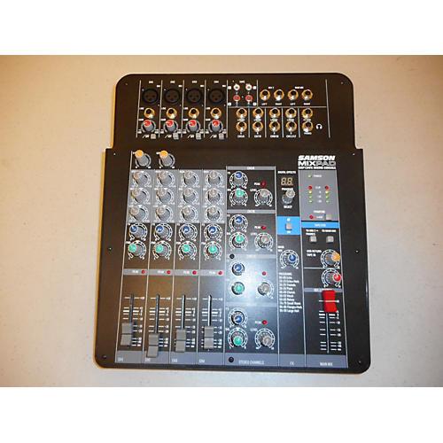 Samson Mxp124fx Unpowered Mixer-thumbnail