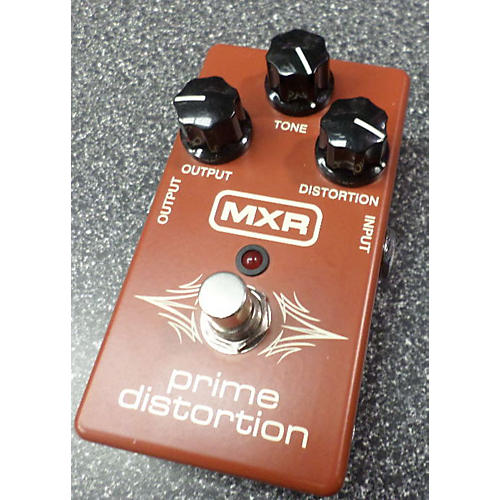 Dunlop Mxr Prime Distortion Effect Pedal
