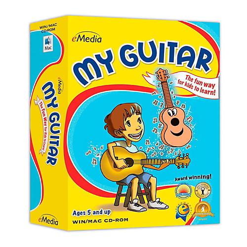 Emedia My Acoustic Guitar (CD-ROM)-thumbnail