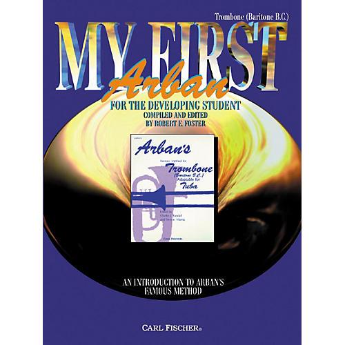 Carl Fischer My First Arban Book for Trombone-thumbnail