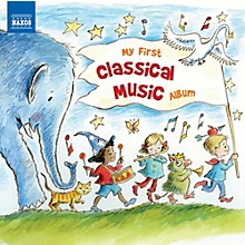 Alfred My First Classical Music Album CD