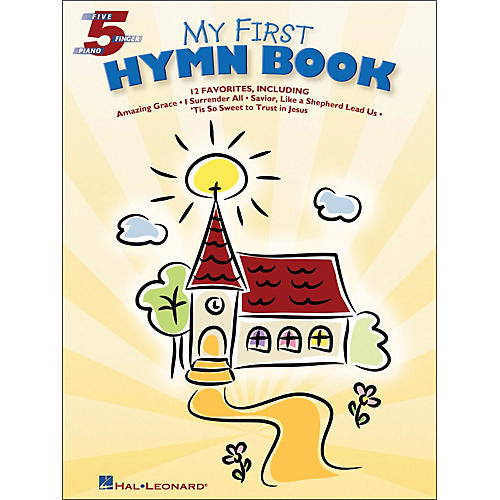 Hal Leonard My First Hymn Book for Five Finger Piano