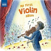 Alfred My First Violin Album CD