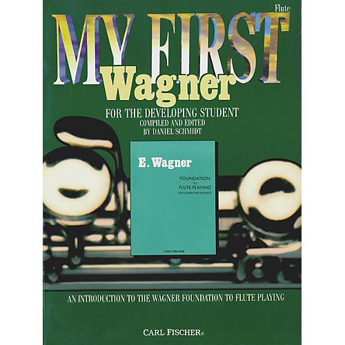Carl Fischer My First Wagner Book-thumbnail