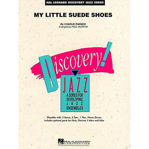 Hal Leonard My Little Suede Shoes Jazz Band Level 1.5-thumbnail