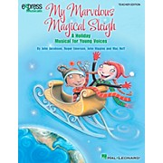 Hal Leonard My Marvelous Magical Sleigh - A Holiday Musical for Young Voices Classroom Kit