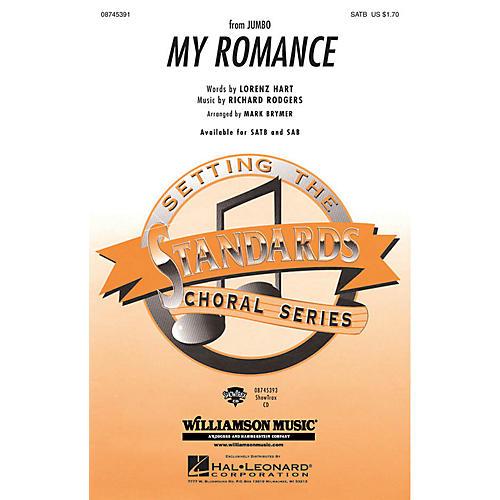 Hal Leonard My Romance ShowTrax CD Arranged by Mark Brymer
