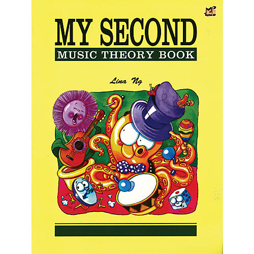 Alfred My Second Music Theory Book-thumbnail