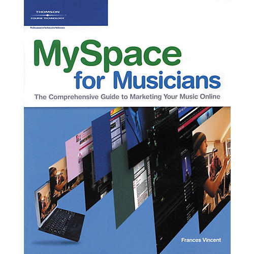 Hal Leonard MySpace for Musicians Book