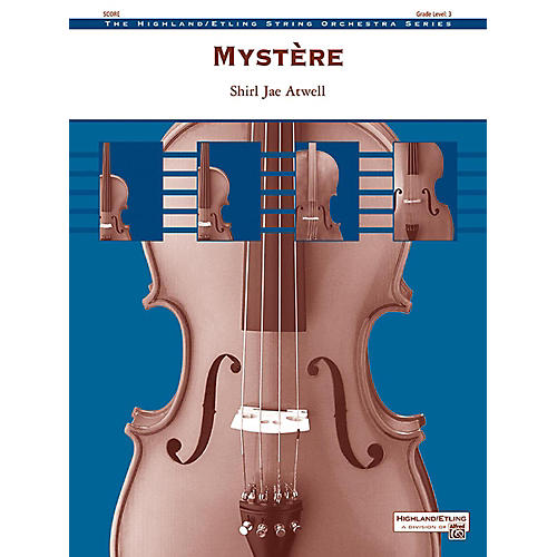 Alfred Myst¨re String Orchestra Grade 3-thumbnail
