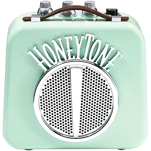 Honeytone N-10 Guitar Mini Amp Aqua