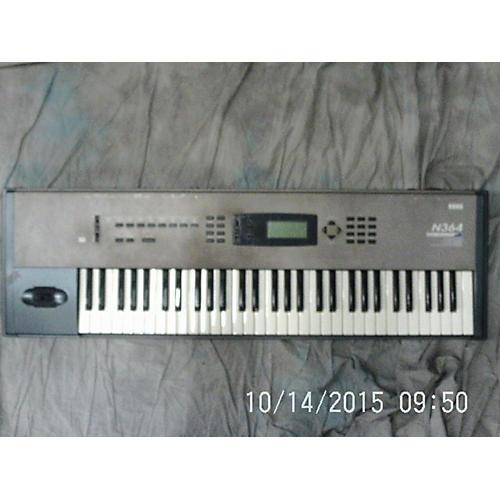 Korg N-364 Keyboard Workstation-thumbnail