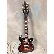 Raven N/a Hollow Body Electric Guitar