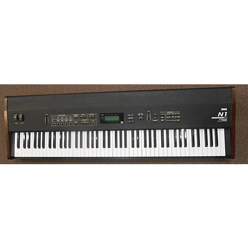 Korg N1 BLACK Synthesizer-thumbnail