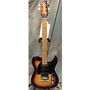 Boulder Creek N3-fmsb Solid Body Electric Guitar