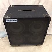 Nemesis N410P Bass Cabinet