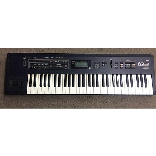 used korg n5ex keyboard workstation guitar center. Black Bedroom Furniture Sets. Home Design Ideas