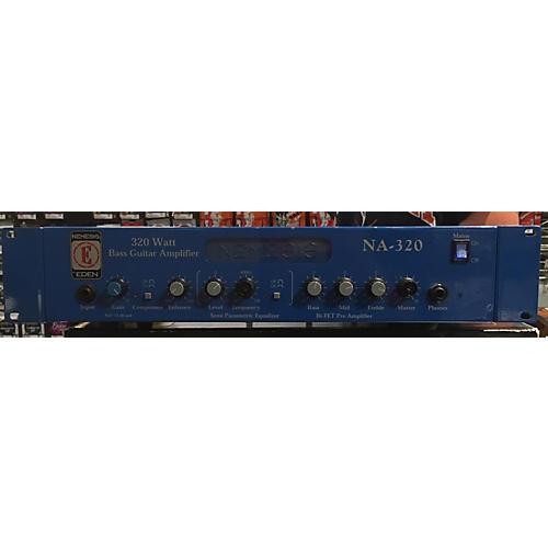 Nemesis NA-320 Bass Amp Head