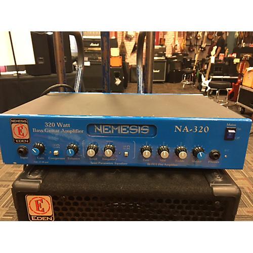 Eden NA320 Bass Amp Head-thumbnail