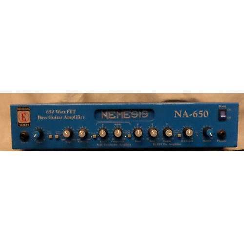 Eden NA650 Bass Amp Head